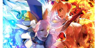 MARVELOUS EUROPE CONFIRMS LAUNCH DATE FOR FATE/EXTELLA: THE UMBRAL STAR