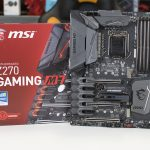 MSI Z270 GAMING M7 Motherboard Review
