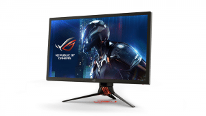 ROG Swift PG27UQ front