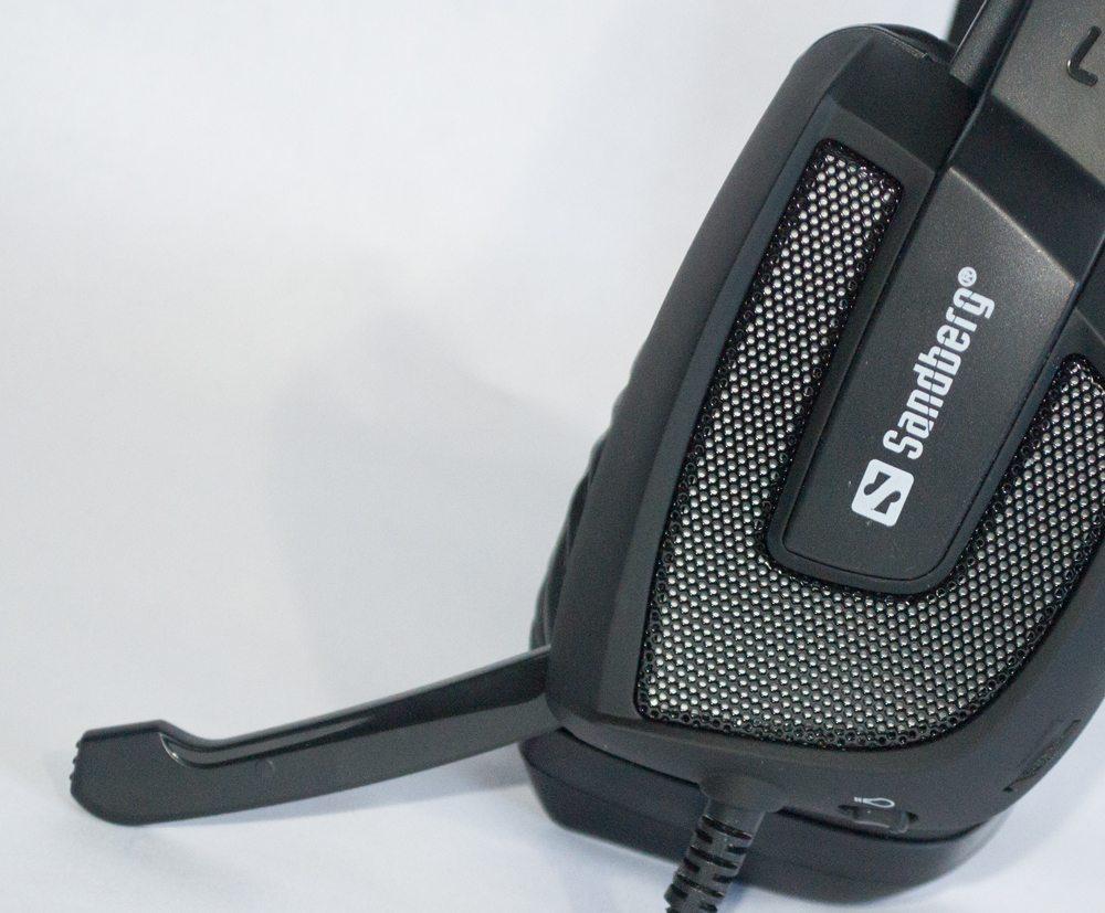 Sandberg Derecho Gaming Headset mic