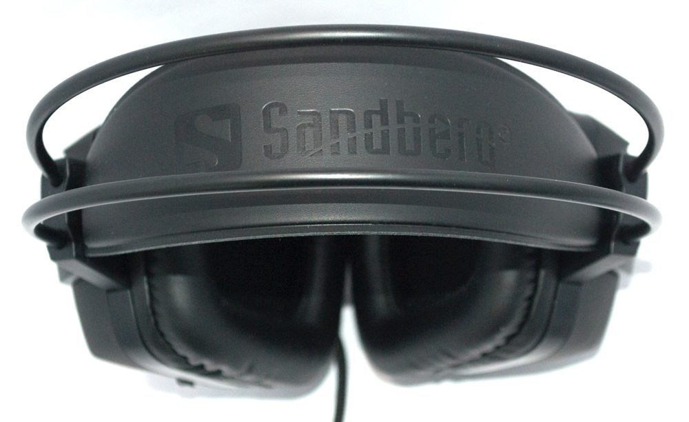 Sandberg Derecho Gaming Headset top