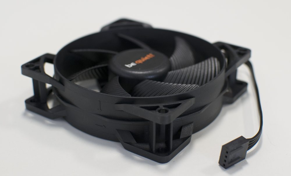 be quiet! Pure Rock Slim CPU Cooler Review 3
