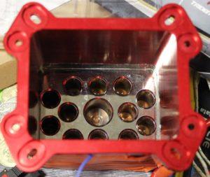 red ln2 pot