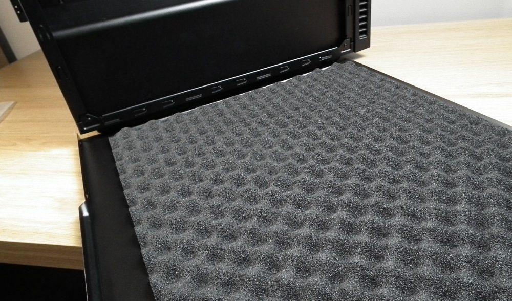 SilverStone KL07 Foam