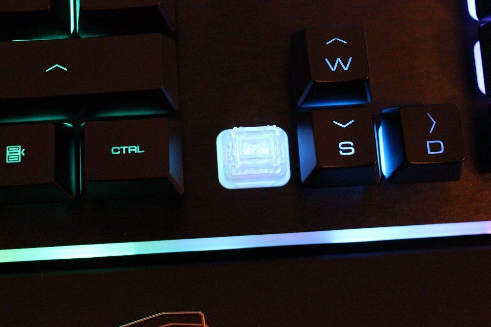 Cougar deathfire keyboard key switch