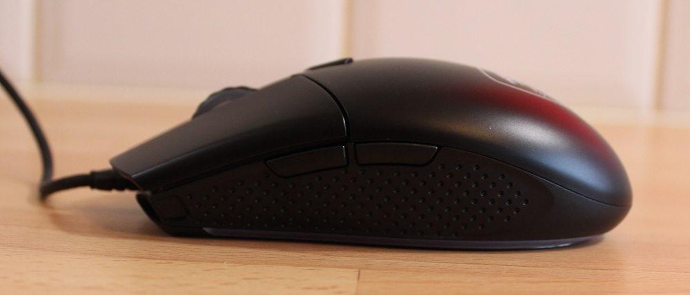 cougar deathfire ex mouse left