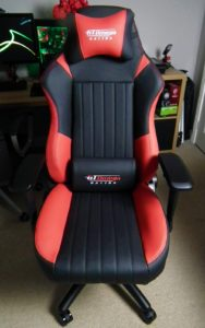 GT Omega EVO XL Chair