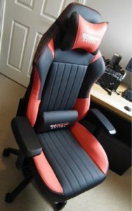 GT Omega EVO XL Chair 3
