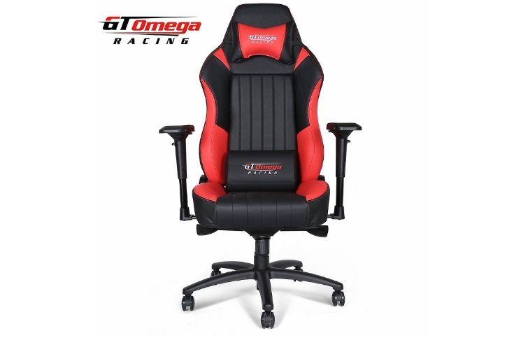 GT Omega Racing EVO XL Office Chair Review | Play3r
