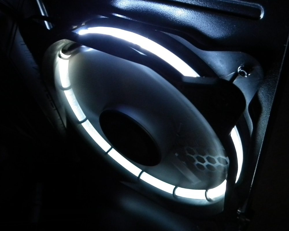 Raijintek Thetis LED Fan