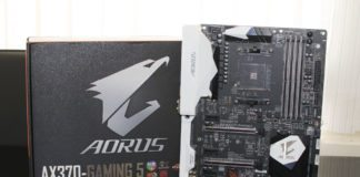 AORUS AX370 Gaming 5 AM4 Ryzen Preview