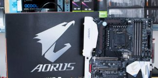 AORUS Z270X GAMING 9 Review