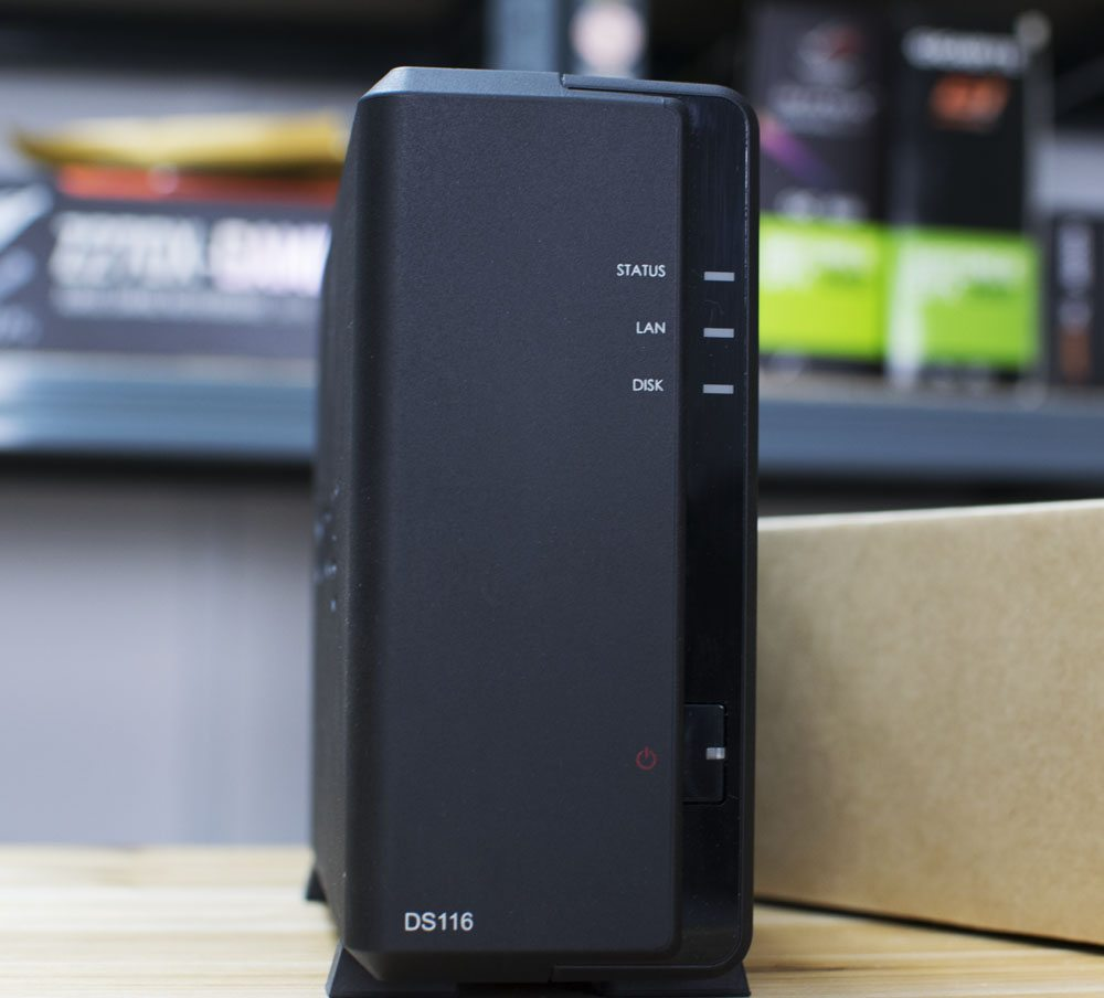 Synology DS116 Diskstation NAS Review 3
