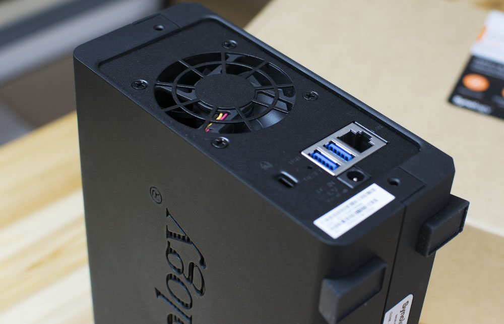 Synology DS116 Diskstation NAS Review 4
