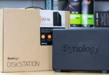Synology DS116 Diskstation NAS Review Featured Image