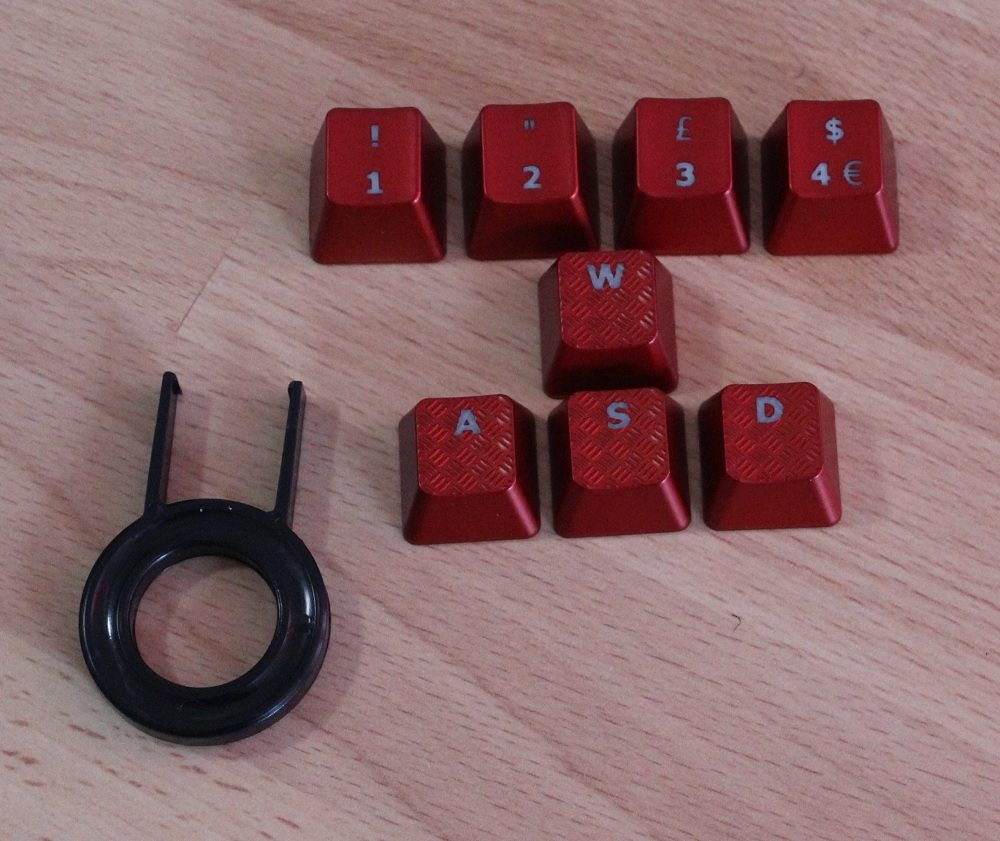 alloy fps keycaps and puller