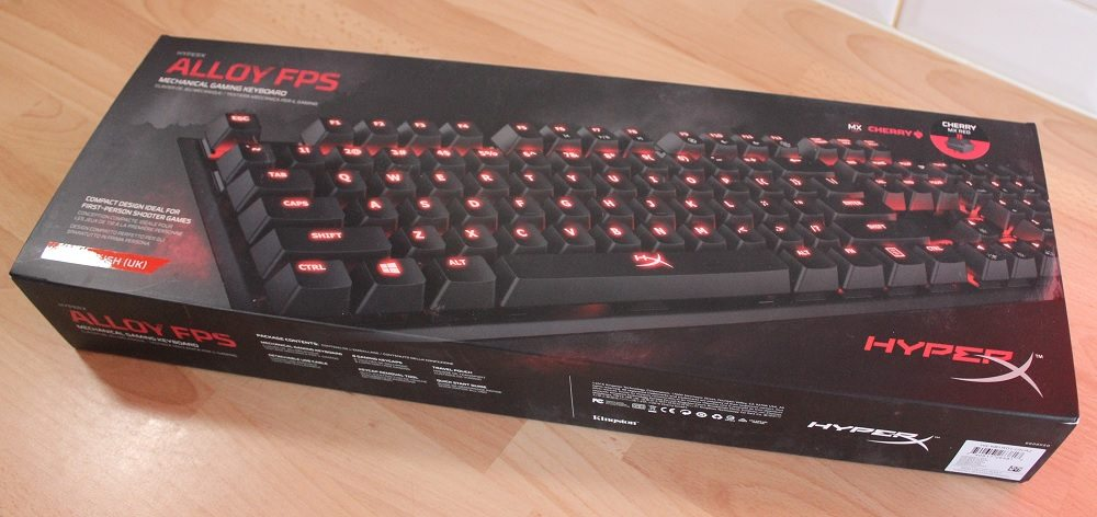 hyperx alloy fps box front