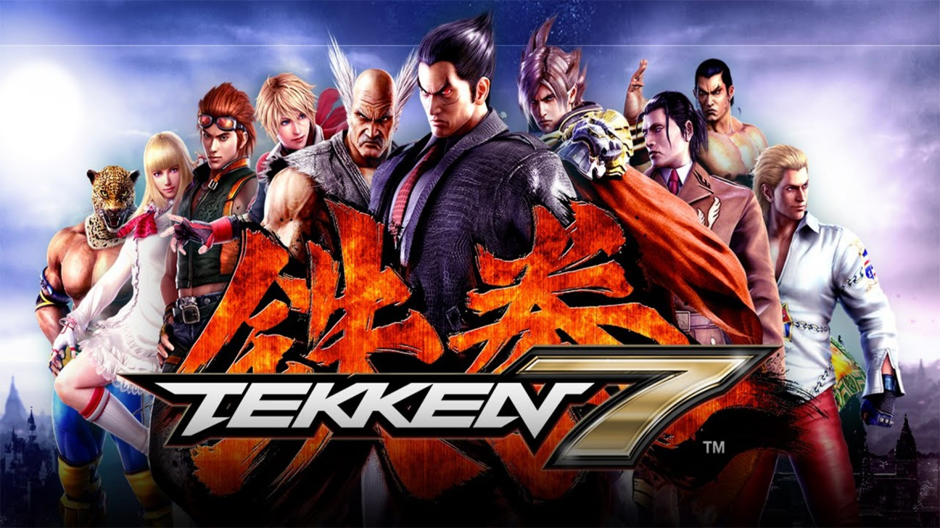 TEKKENTM 7 TO FEATURE TWO NEW EXCLUSIVE GUESTS CHARACTERS FROM OTHER