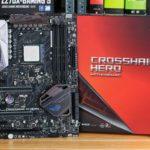 ASUS ROG CROSSHAIR VI HERO X370 Motherboard Review Featured Image