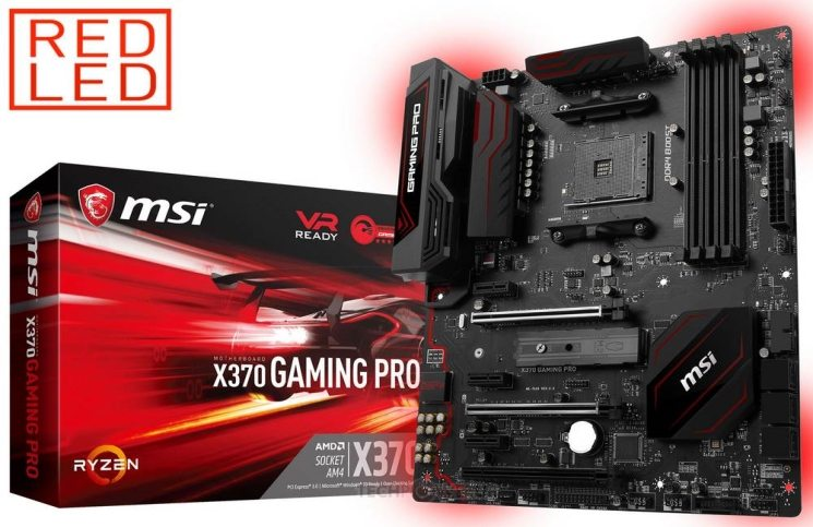 MSI Set to Launch New X370 Board