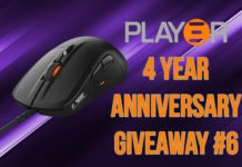 Play3r 4 Year Anniversary Giveaway #6 - Win a SteelSeries Rival 700 Mouse (GLOBAL)