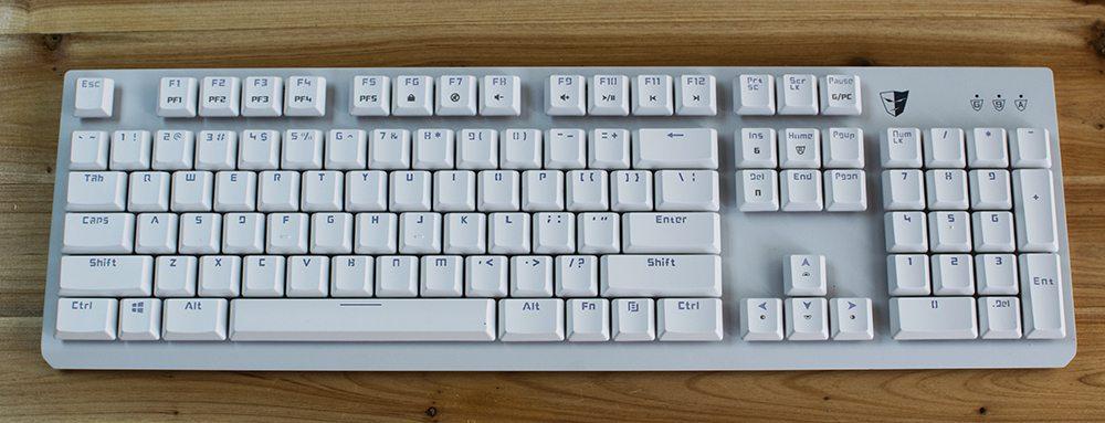 Tesoro GRAM Spectrum RGB Mechanical Keyboard 1