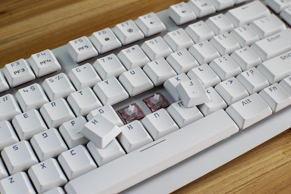 Tesoro GRAM Spectrum RGB Mechanical Keyboard 5