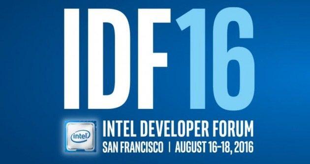 Intels IDF event no more.