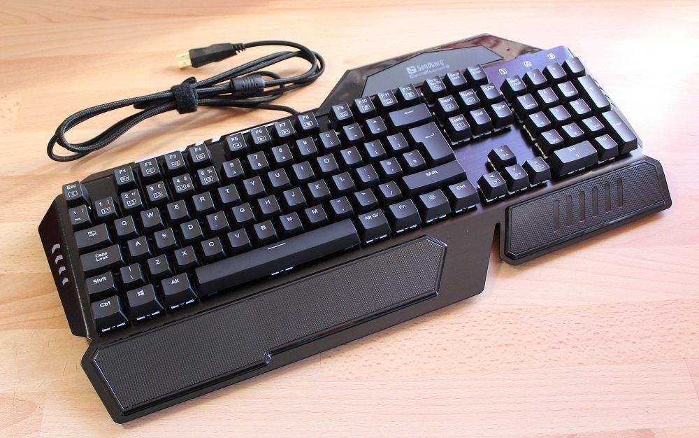 sandberg hailstorm keyboard