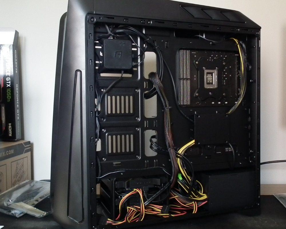 Antec GX1200 Build 3