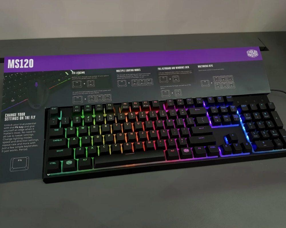 CM Computex 2017 Peripherals