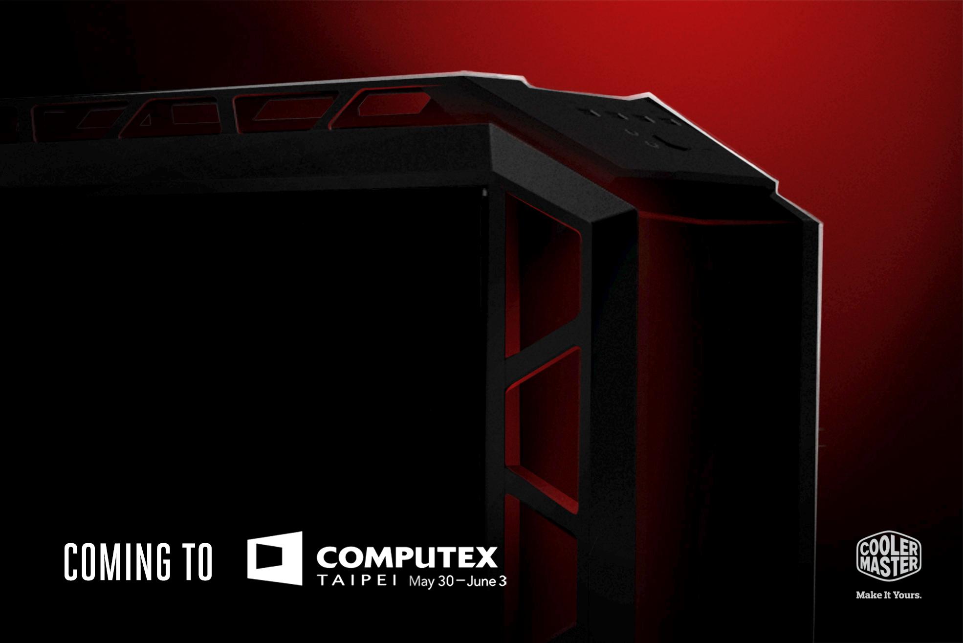 Cooler Master Computex Case #2 Teaser
