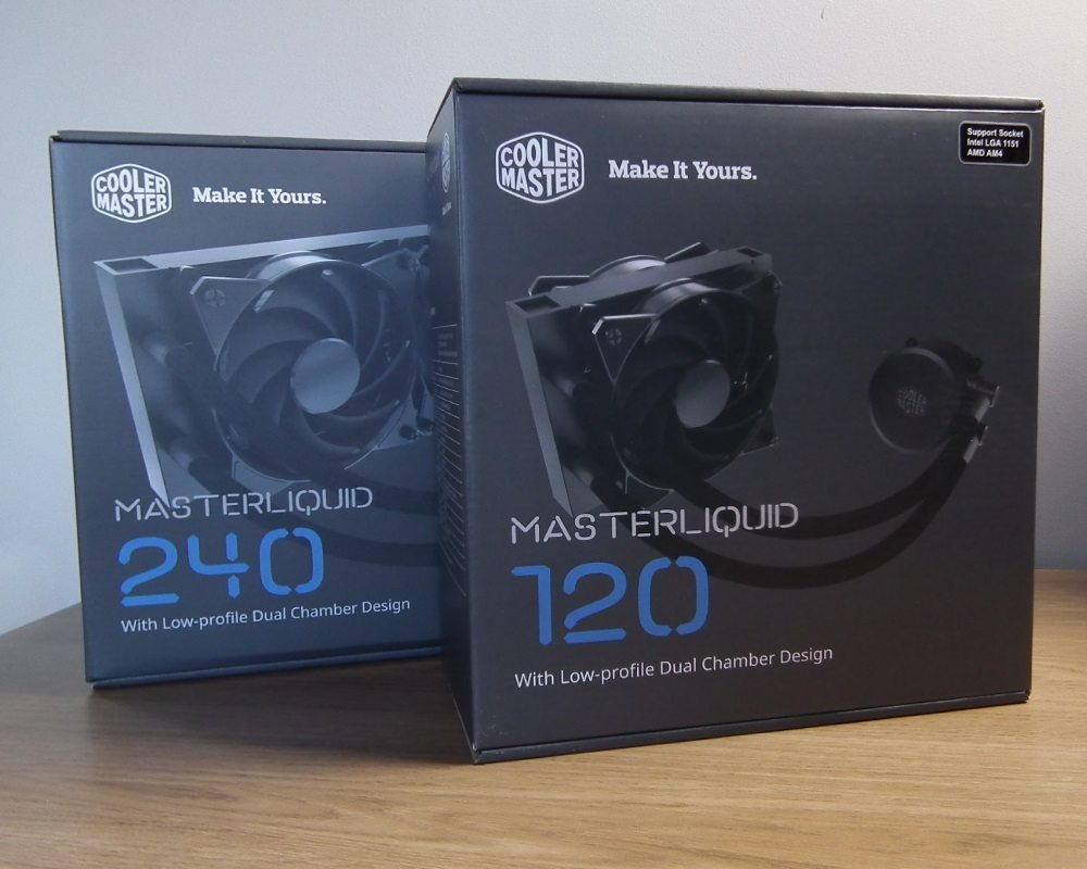 Cooler Master MasterLiquid Box