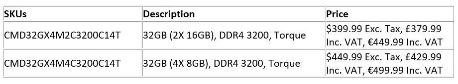 Corsair Dominator Platinum SE DDR4 Pic 4a