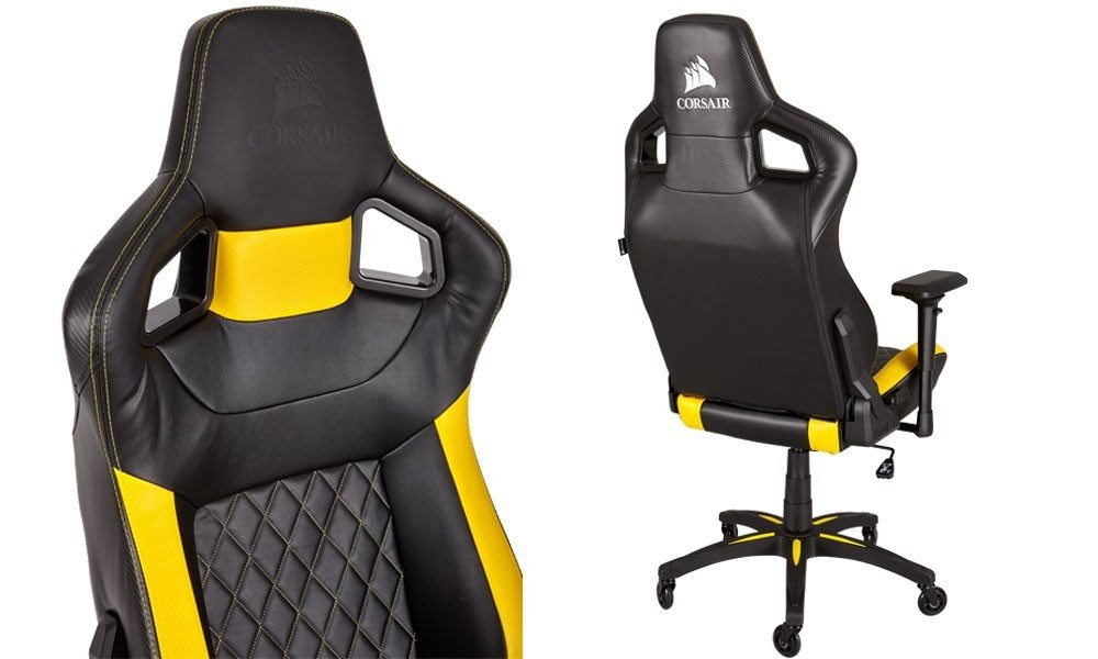 Corsair Announces Their New T1 Race Gaming Chair Play3r