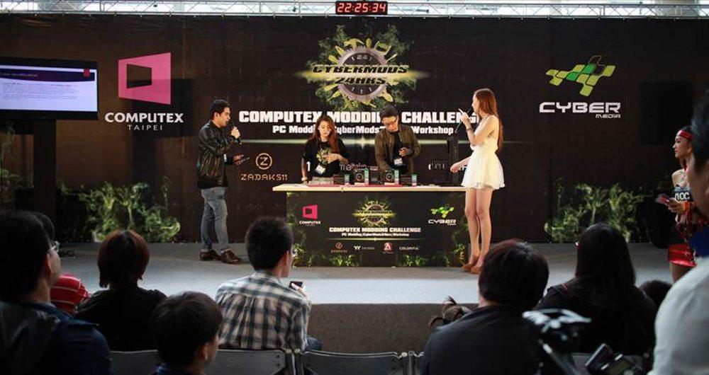 CyberMods 24hrs Event 2