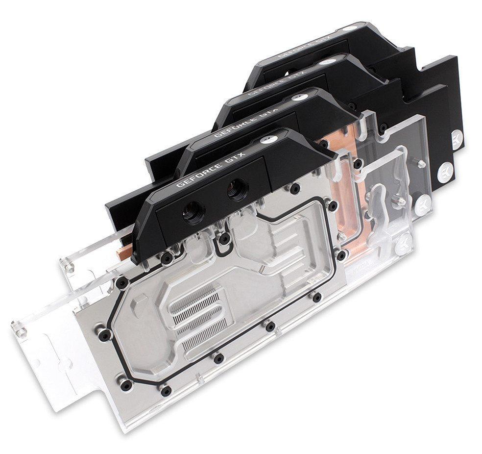 EK is releasing new GeForce GTX FE Full-Cover water blocks
