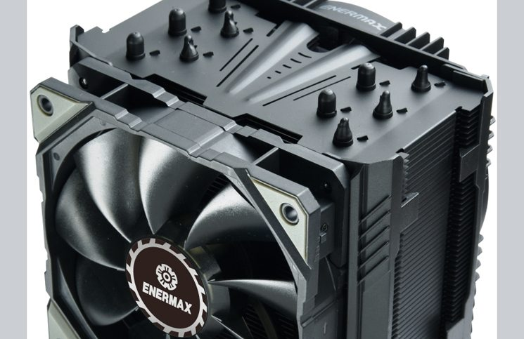 Facelift for the ETS-T50 AXE CPU Cooler