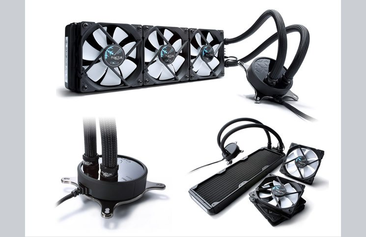 Fractal Design Launch New Celsius Series All in One Water Cooling