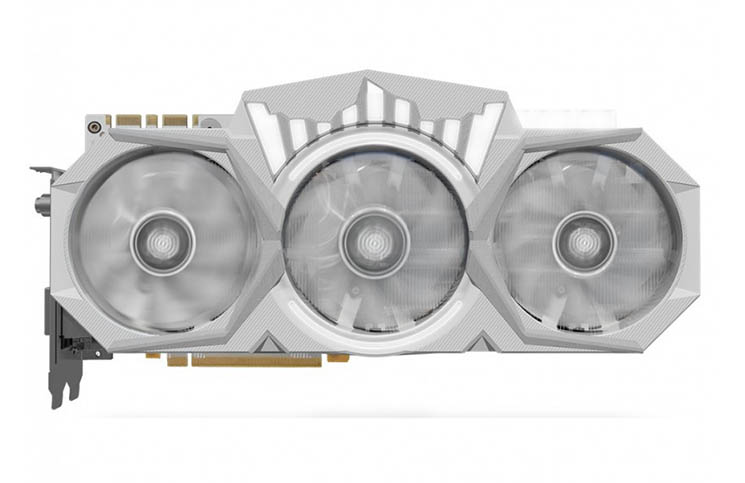 KFA2 and 8-Pack Announce the Most Extreme 1080 Ti So Far