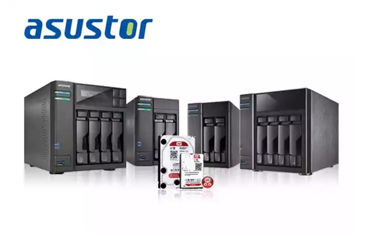 ASUSTOR Announce Two New NAS Boxes