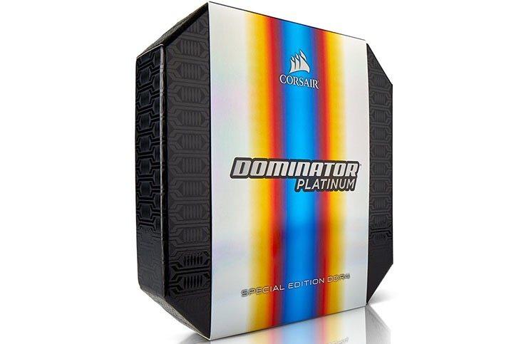 Corsair Launches Dominator Platinum Special Edition Torque DDR4 Memory