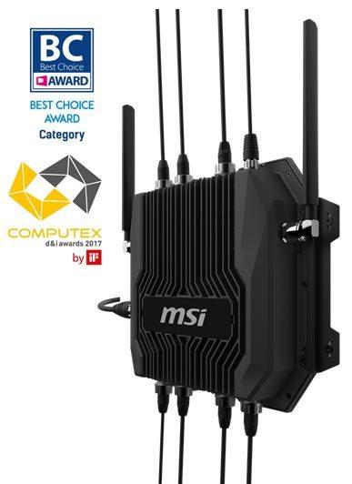 MSI X1000 IoT Gateway