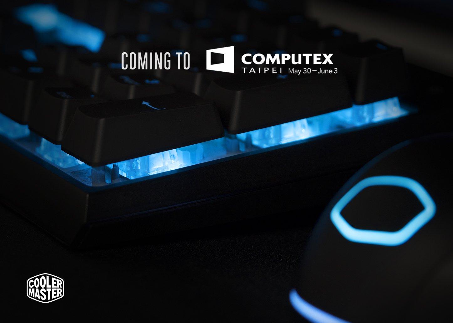 Cooler Master Computex Set_1 Teaser