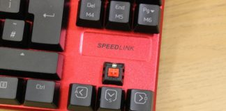 Speedlink Ultor Kailh switch fa