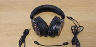 sound blaster H5 feat