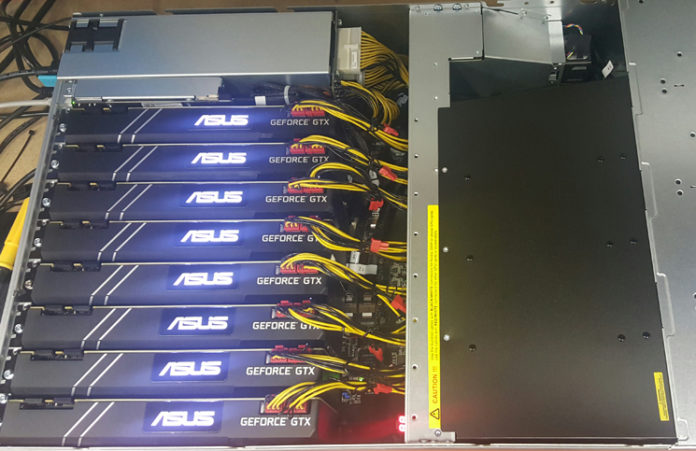 8GPU Record breaking chassis