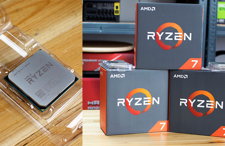 Amd Ryzen 7 1700 1700x And 1800x Cpu Review Play3r