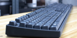 Cooler Master Masterkeys PBT S & L Review 6