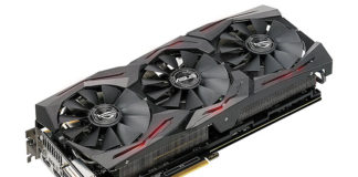 ROG GTX 1080 Ti STRIX OC Review